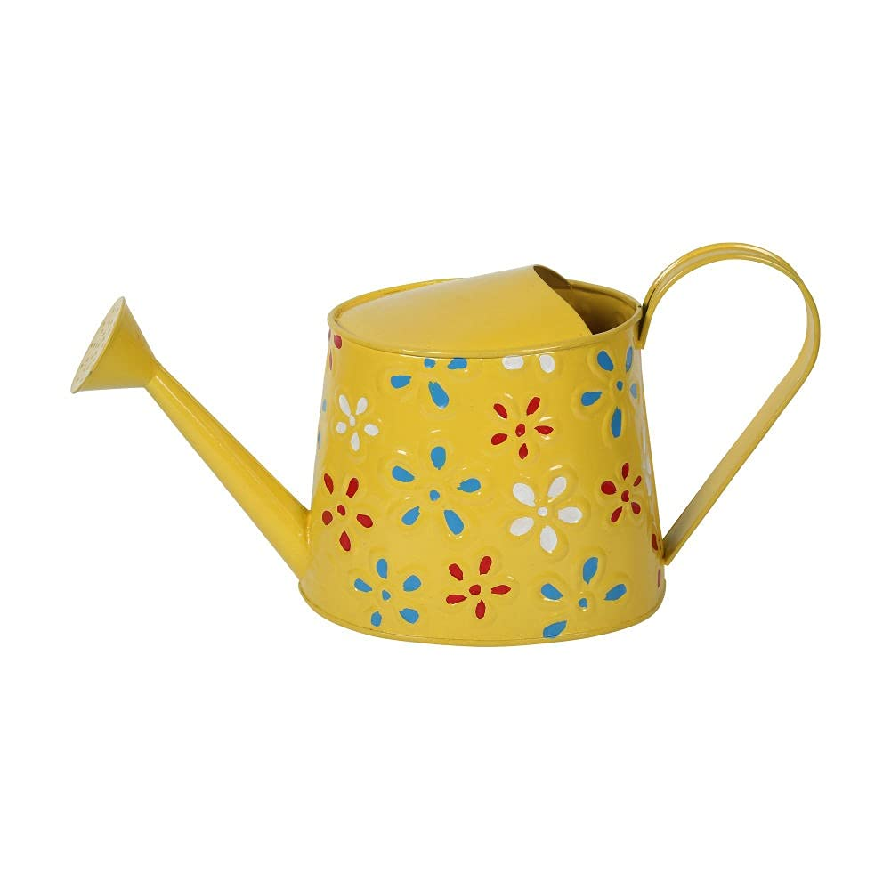 Watering can yellow
