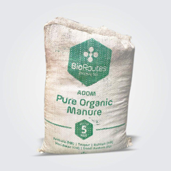 Kraft Seeds Bioroutes Pure Organic Manure ADOM Anaerobically digested Biomass and Culture
